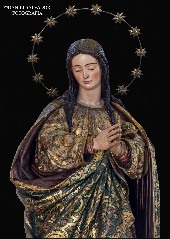 Inmaculada «La Cieguecita». Juan Martínez Montañés. Catedral de Sevilla