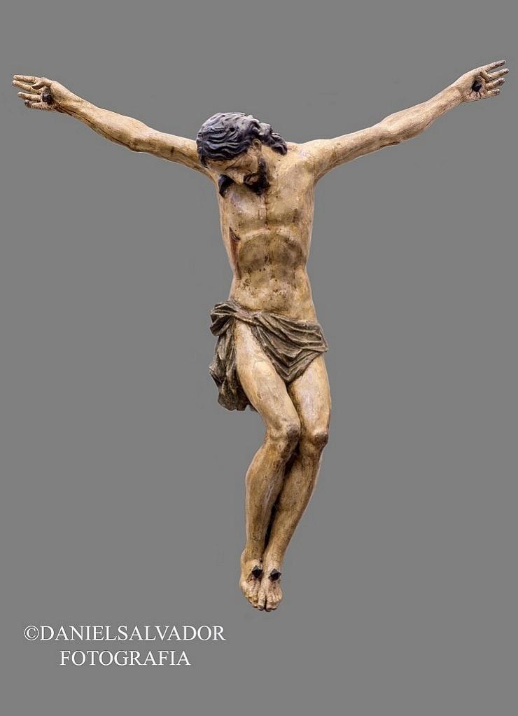 Cristo del Buen Viaje. Anónimo. Colegial del Divino Salvador. Sevilla