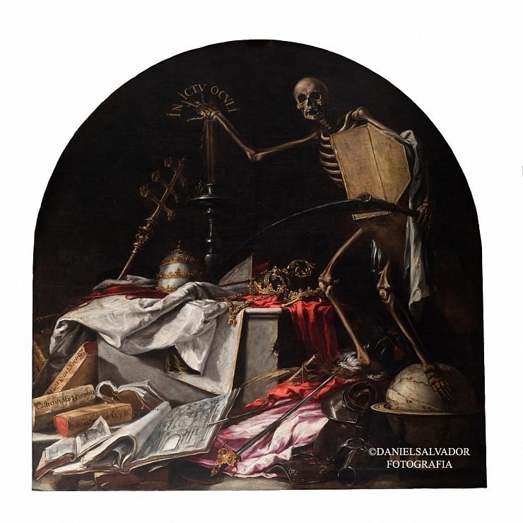 In Ictu Oculi. Juan de Valdés Leal. Hermandad de la Santa Caridad. Sevilla