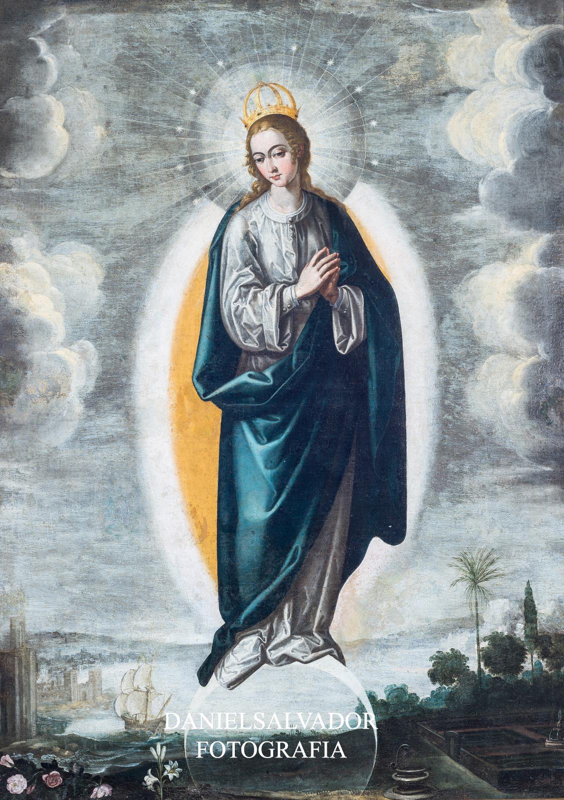 Inmaculada.Francisco Pacheco. Palacio Arzobispal. Sevilla