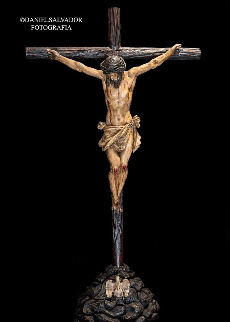 Crucificado. Juan de Mesa y Velasco. Hermandad del Amor. Sevilla