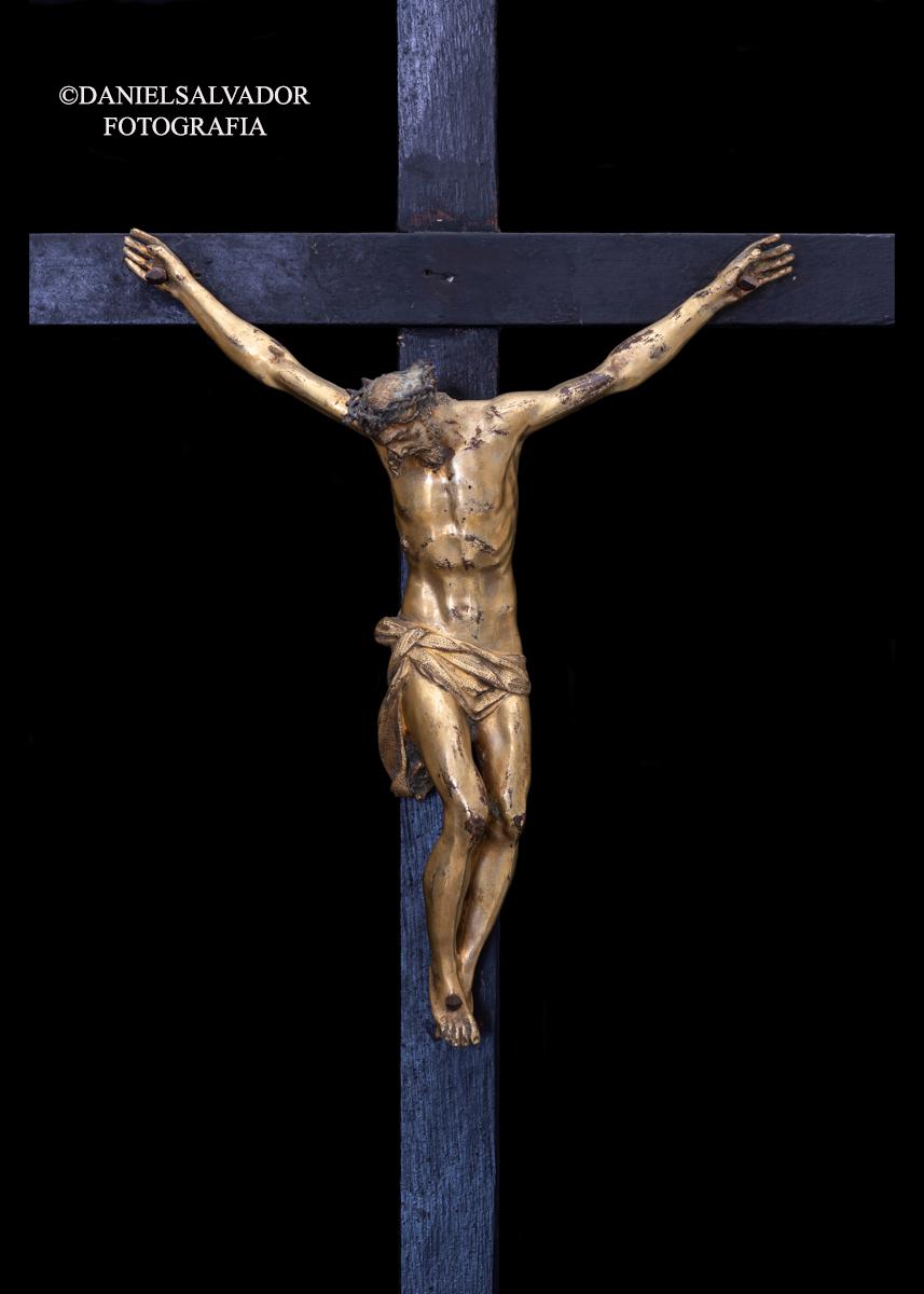 Crucificado. Guglielmo della Porta. Colección de D. Manuel Morales y Fernández. de Xódar.