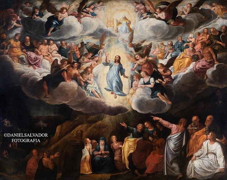 Resurrección del Señor. Francisco Pacheco. Palacio de Salinas. Sevilla