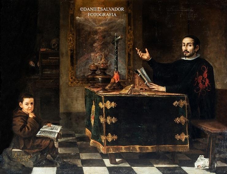 Miguel de Mañara. Valdés Leal. Hermandad Santa Caridad. Sevilla.