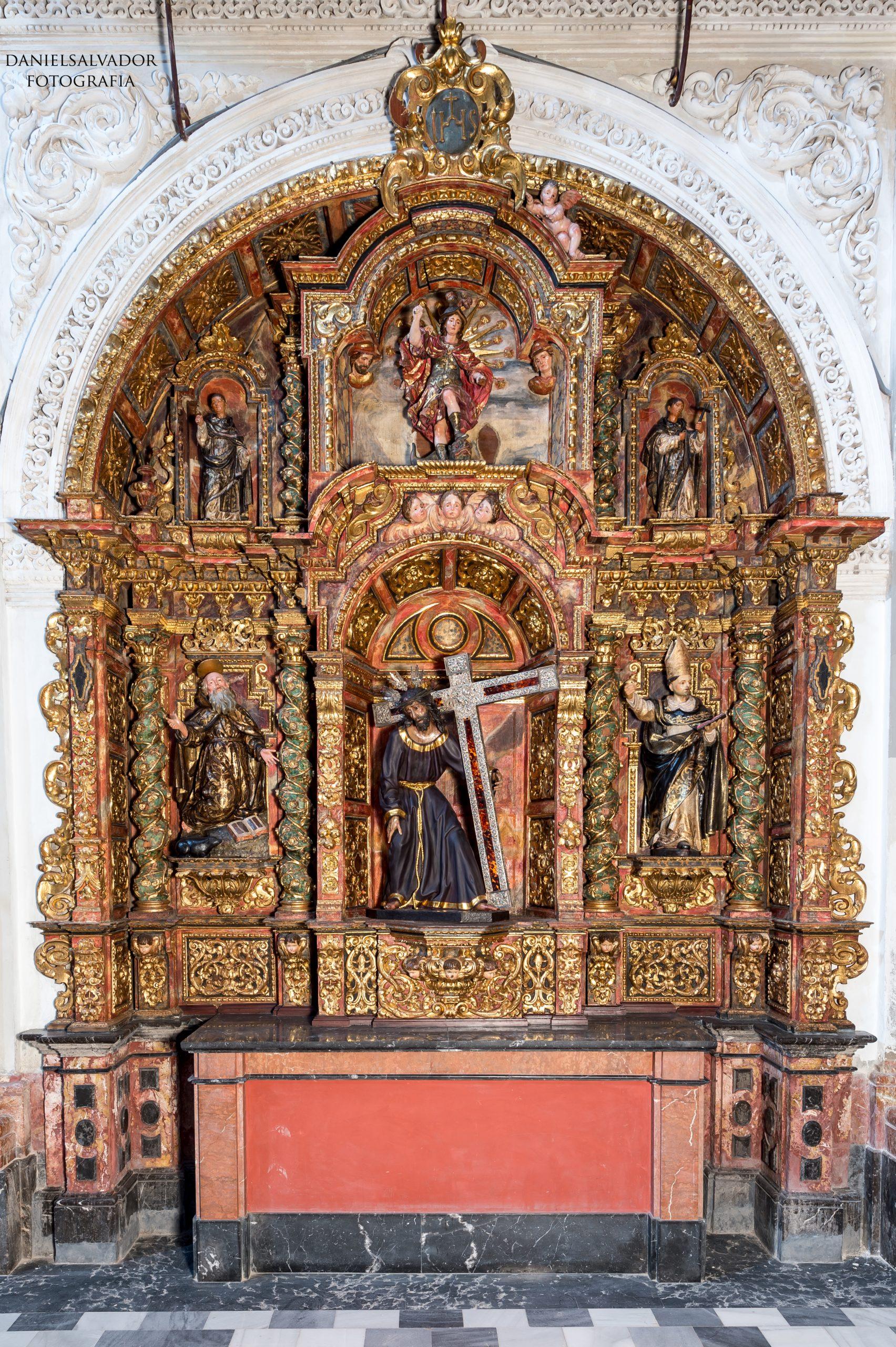 Retablo Cristo de las Fatigas-1
