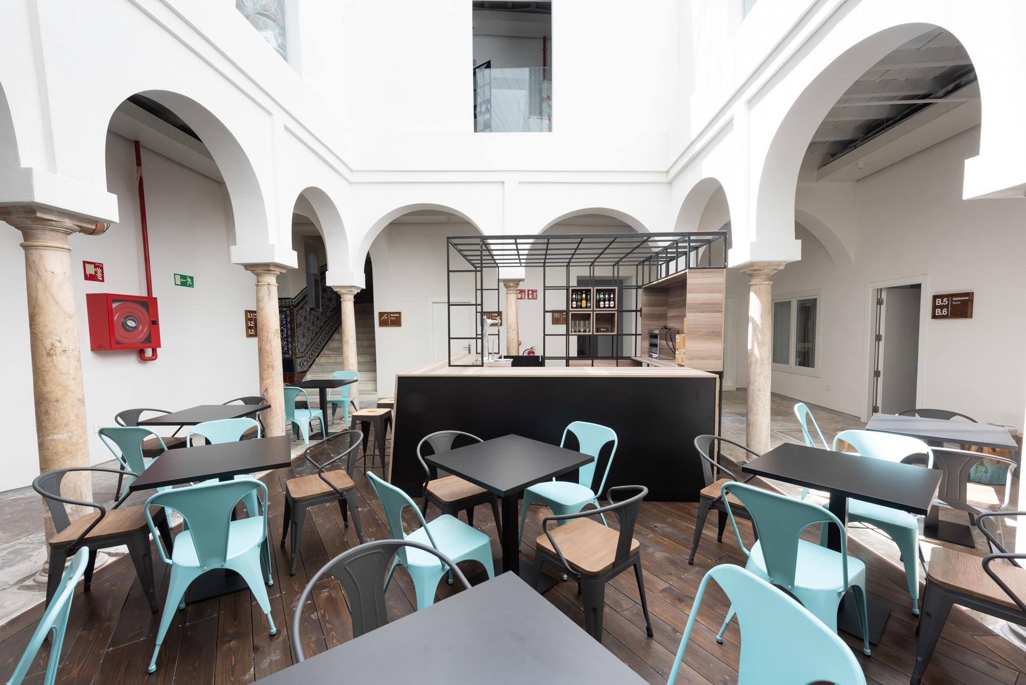 Koisi Hostel. Sevilla. 2019 ©Daniel Salvador Fotografía
