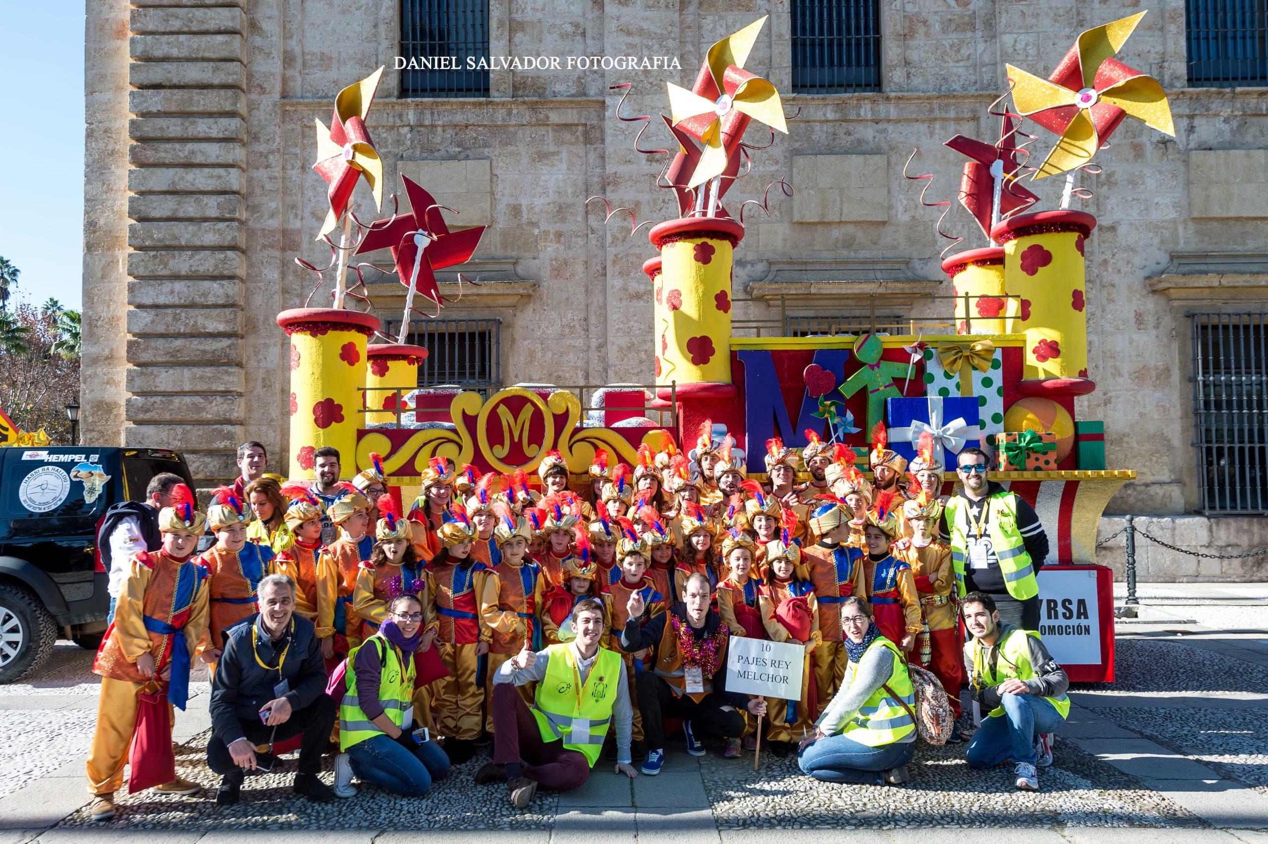 Cabalgata de Sevilla 2017 @Daniel Salvador Fotografía