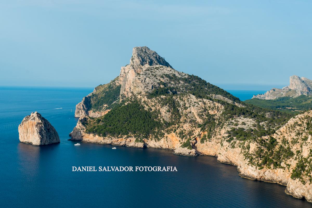 Cabo de Formentor. Mallorca ©Daniel Salvador Fotografía