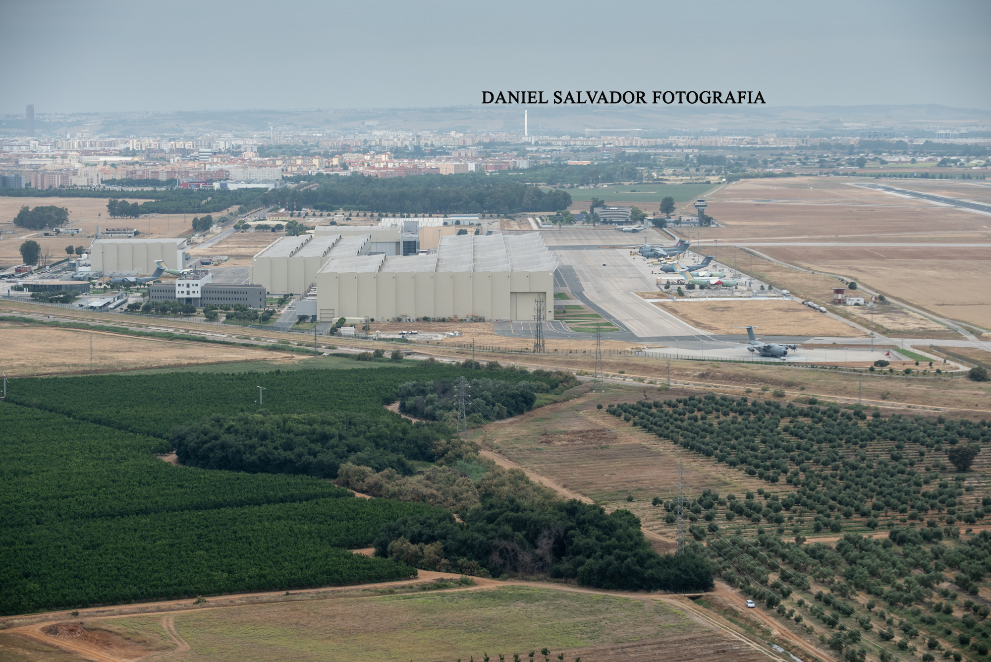 Fotografía aérea ©Daniel Salvador Fotografía