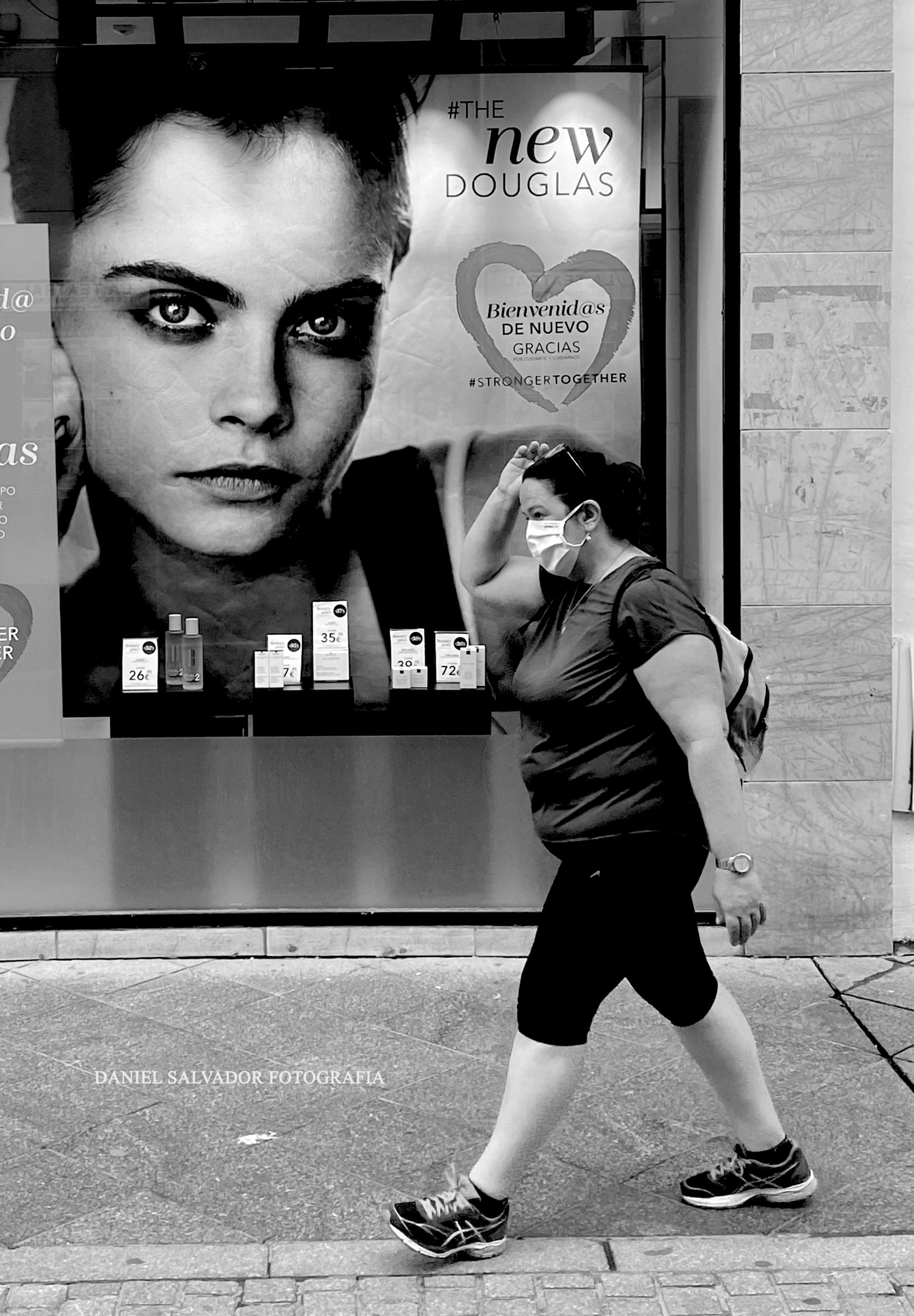 Street Photography @Daniel Salvador Fotografía. Covid 19. iPhone 11