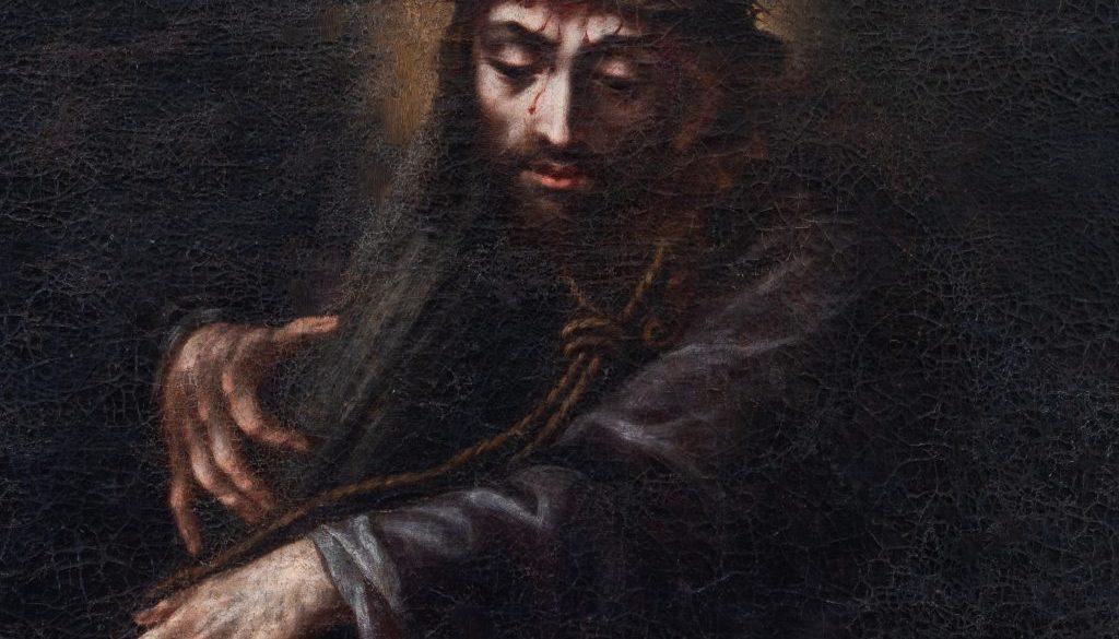 DETALLE. Nazareno. Valdés Leal. Hdad. San Bernardo-1 3