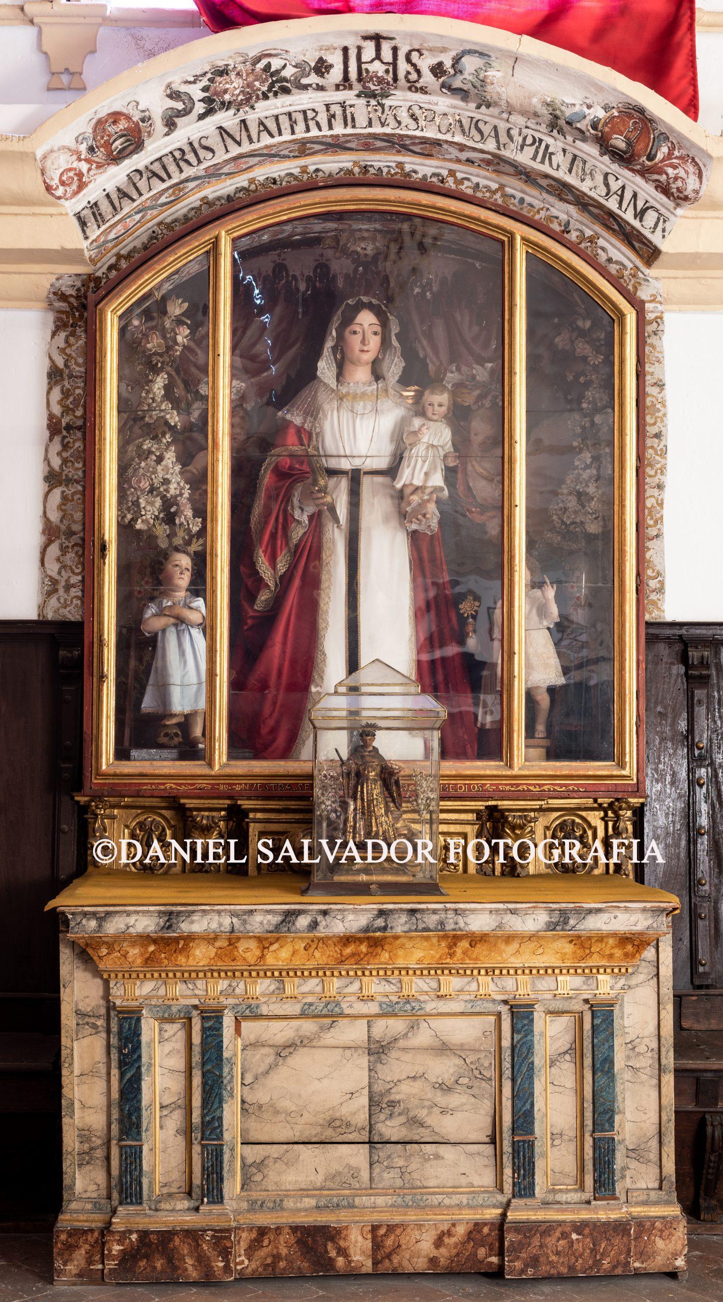 Coro alto. San Leandro-2 copia