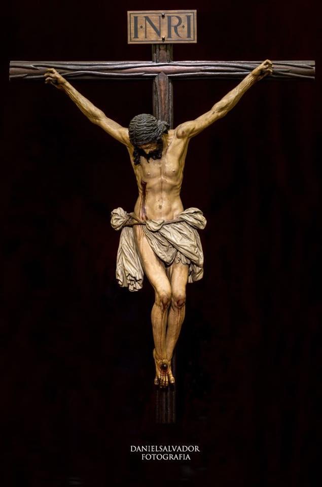 Cristo de la Buena Muerte. Juan de Mesa y Velasco. Hermandad de los Estudiantes. Sevilla.