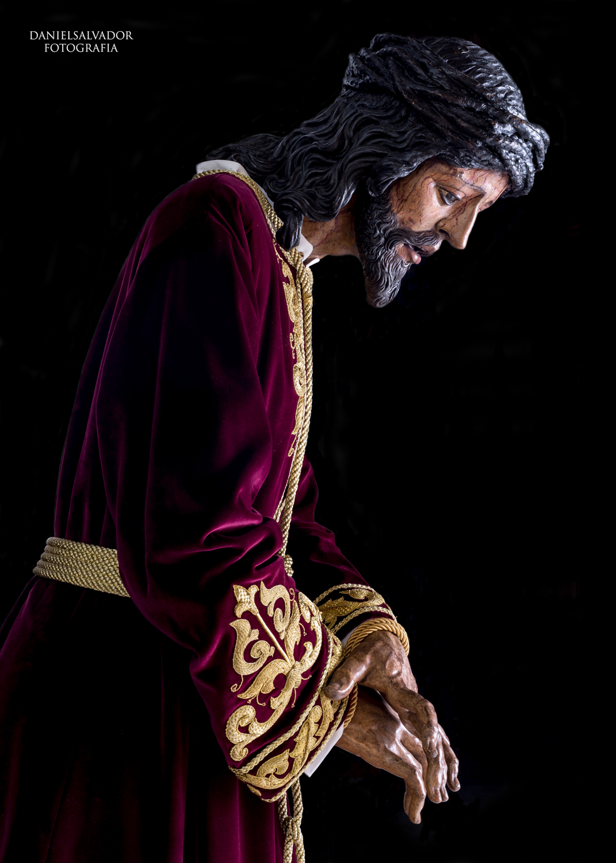 Nuestro Padre Jesús de la Salud. Felipe de Ribas. Hermandad Sacramental de San Pedro. Sevilla.
